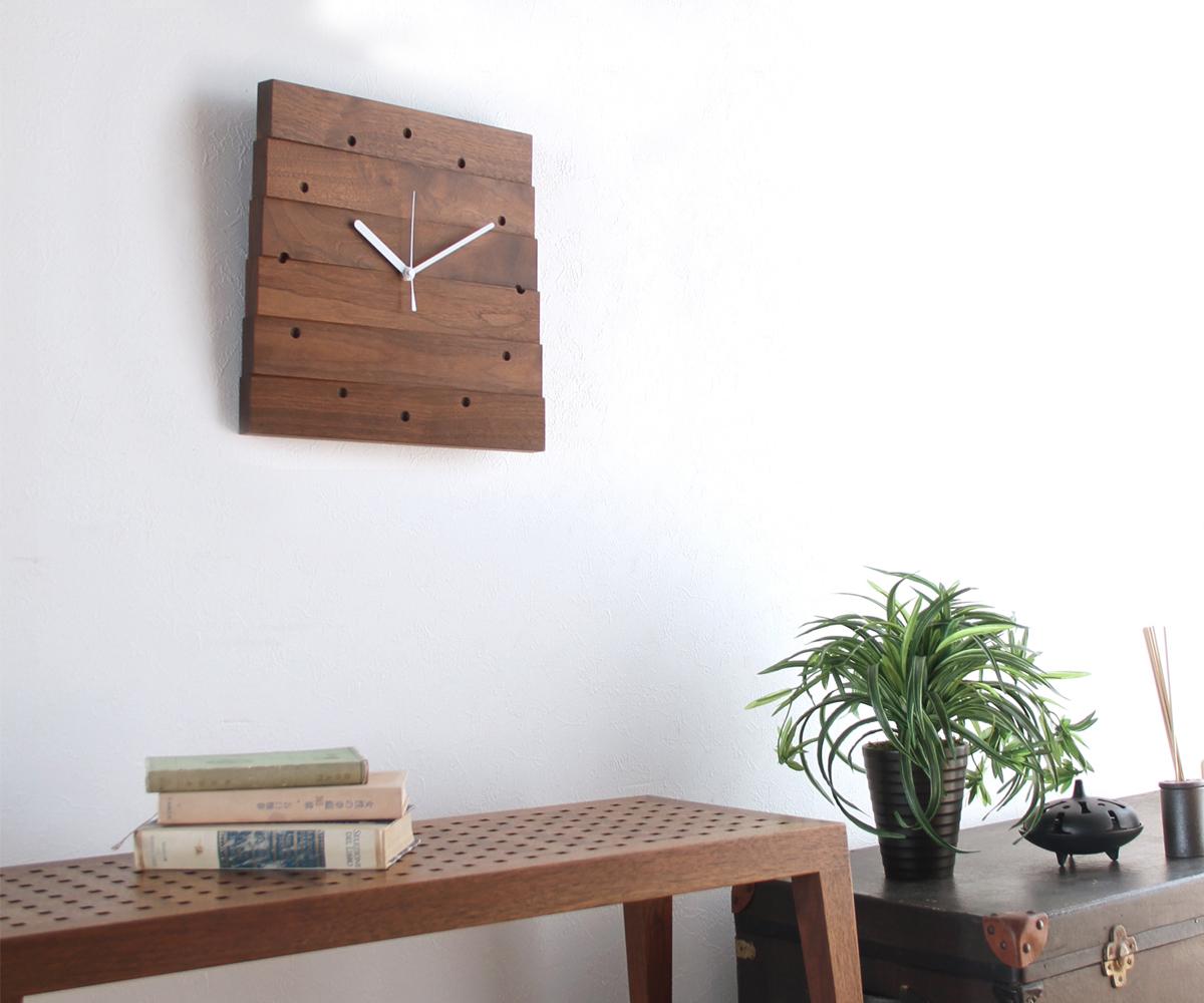 家具工房 木魂 KODAMA掛け時計