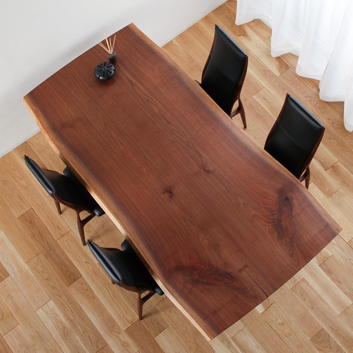 樹の蔵KINOKURA ブックマッチテーブル